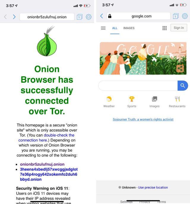 Onion tor browser for ios hyrda вход tor browser comodo hidra