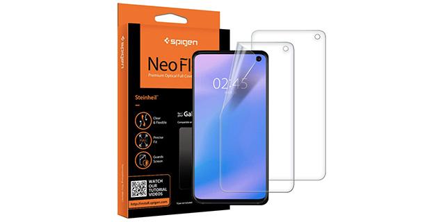защитная пленка для экрана spigen neoflex galaxy s10e