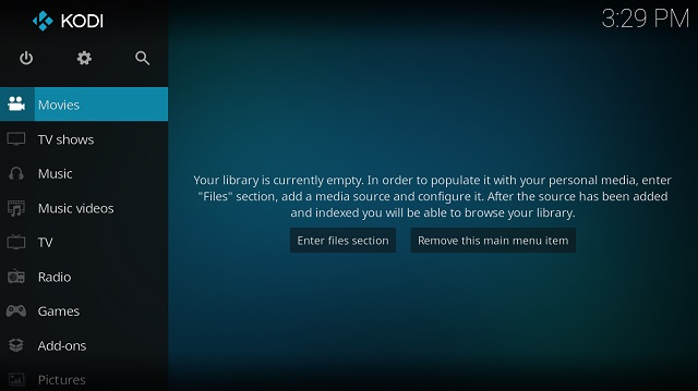 Install Kodi on Chromebook without the Google Play Store 8