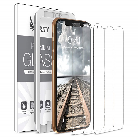 1. Purity Screen Protector лучшие защитные пленки для iPhone 11 Pro
