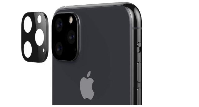 3. Крышка объектива камеры Feitenn для iPhone 11 Pro и 11 Pro Max