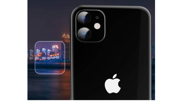 5. MoKo iPhone 11 Защитная пленка для объектива камеры