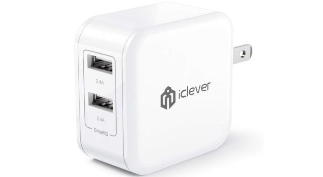 5. Адаптер питания iClever 24 Вт для iPhone 11