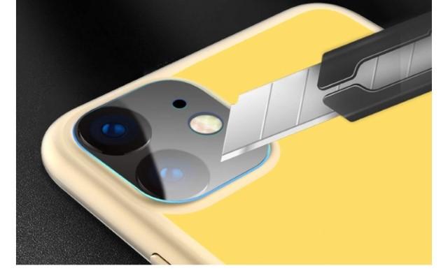 7. TiMOVO iPhone 11 Крышка объектива камеры