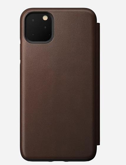 Nomad Кожаный чехол для iPhone 11 Pro Max