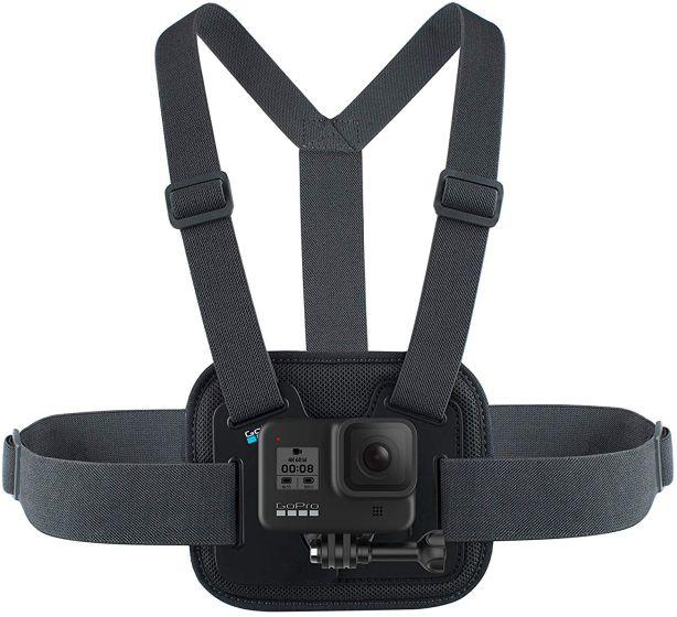 7. GoPro Нагрудный жгут