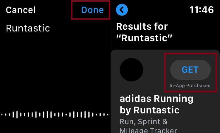 Obtener la aplicación en la App Store