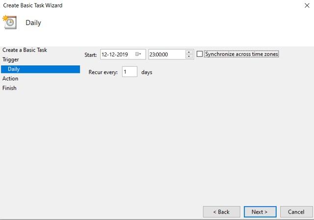 Как запланировать автоматическое выключение в Windows 10