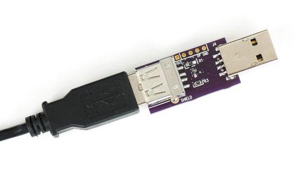USB-презерватив - Syncstop