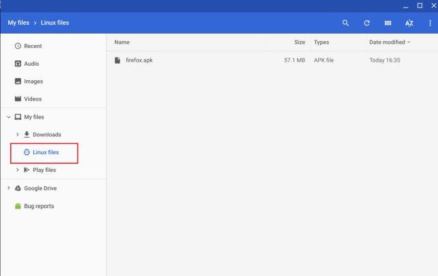 2 Как установить Android приложения на Chromebook без режима разработчика