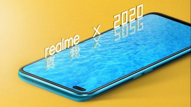 Realme X50 5 г