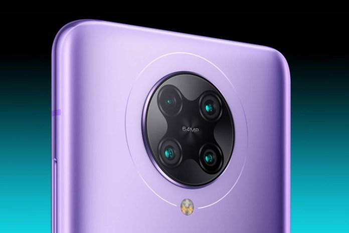 redmi k30 pro camera setup
