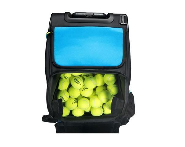 """Slinger Bag"""" is a Portable Suitcase That's Also a Tennis Ball ..."""
