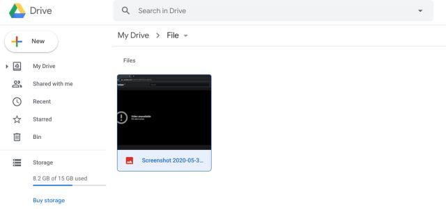 3. Meilleures alternatives WeTransfer de Google Drive