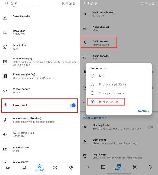Grabar llamadas de WhatsApp en Android