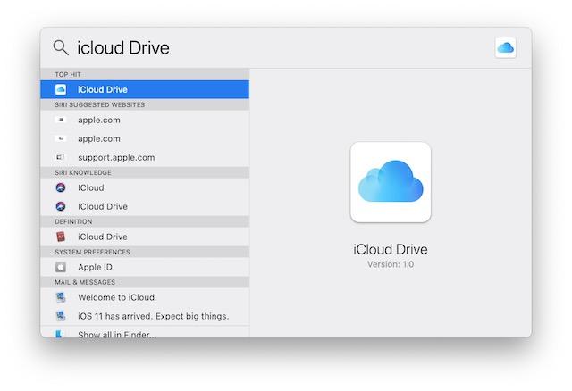 1. Comparta archivos usando iCloud File Sharing en Mac