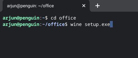 Instale Microsoft Office en su Chromebook