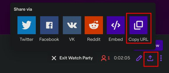 Проведите онлайн-вечеринку с фильмами на Twitch