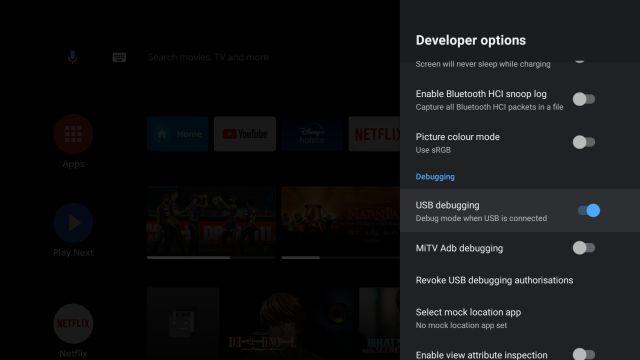 Установите Google TV в качестве программы запуска по умолчанию на Android TV