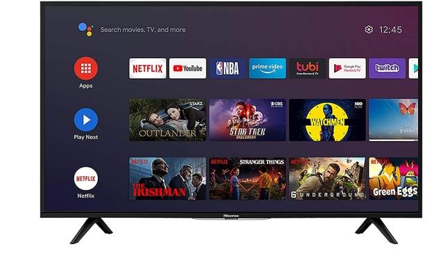 Android TV против Amazon Fire TV Stick