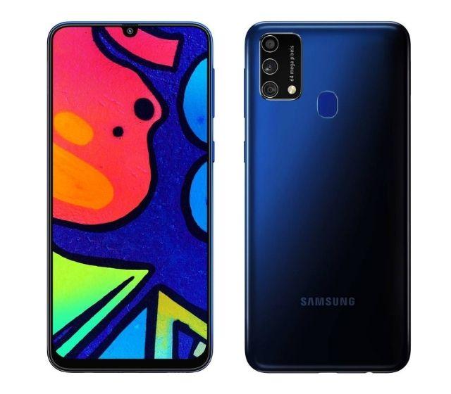 Galaxy F41 - хороший игровой и камерофон - Samsung