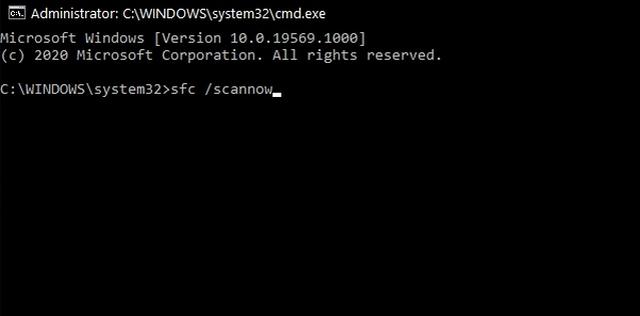 Восстановите любой встроенный инструмент Windows с помощью средства проверки системных файлов