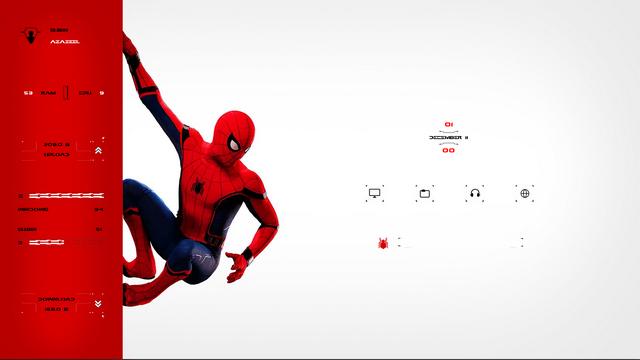 тема человека паука
