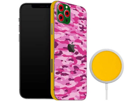 Скины Capes India для iphone 12 pro max