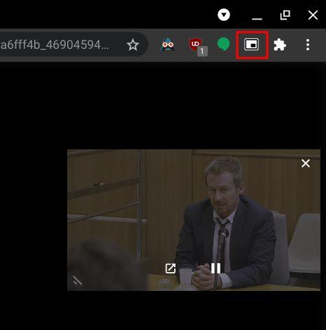 Как включить режим «Картинка в картинке» на Chromebook