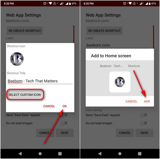 Превратите любой веб-сайт в приложение для Android с помощью Native Alpha