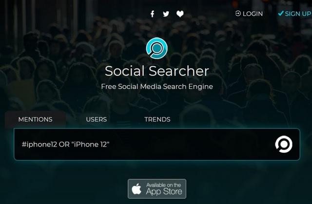 Социальный поиск