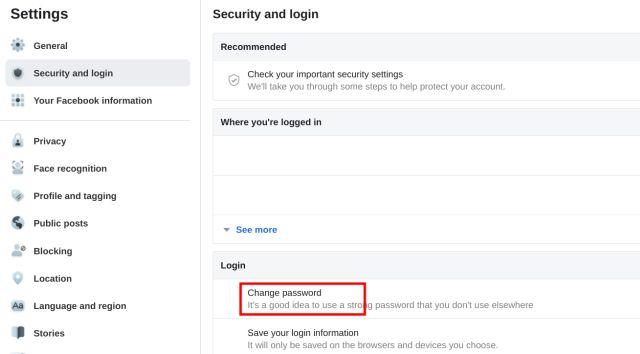 Проверьте, не была ли ваша учетная запись Facebook взломана в апреле 2021 года.