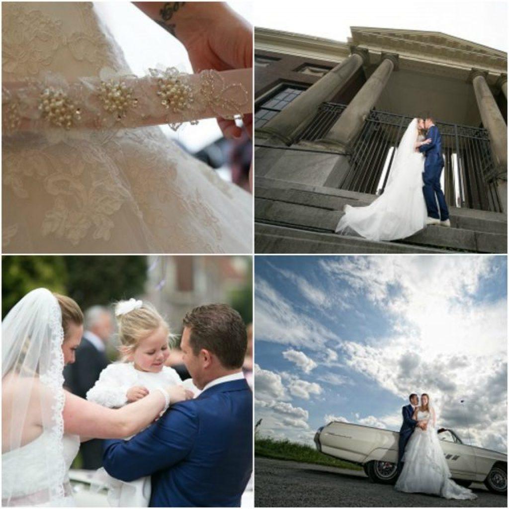 trouwen foto's