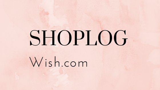 Shoplog Wish