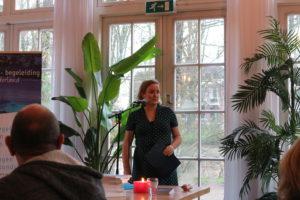 Miriam van Kreij boekpresentatie