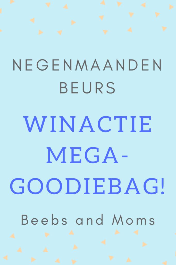 Winactie Mega Goodiebag