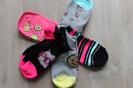 Shoplog herfstcollectie meisjes 2018 sokken primark