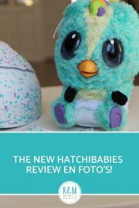 The new Hatchibabies Hatchimals oktober 2018 october nieuw review