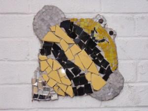 Wall mosaic peckham