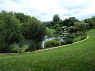 Gardens at Latour-Marliac France