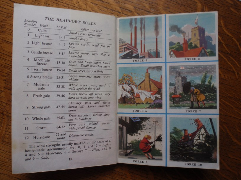 Ladybird book of the weather beaufort scale