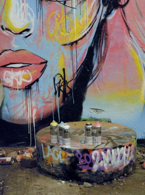 Leake Street Femme Fierce festival 2015