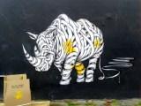 Osch street art Camden