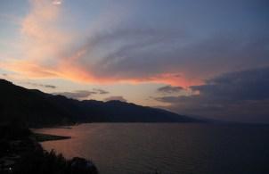 macedonia-lake-orhid-sunset