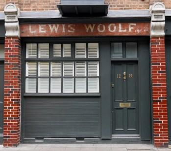 Lewis Woolf, Fruiterer. Borough Market