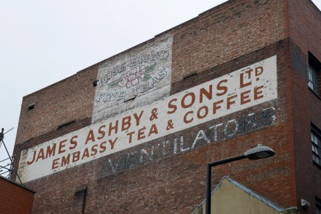 Haywards Brothers, Engineers and Iron Founders, with James Ashby, Teas and Coffee