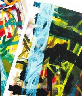 David Cowley paintings