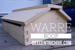 Vented Warre Roof