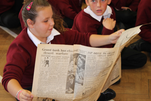 WW2 Workshop - Year 5/6