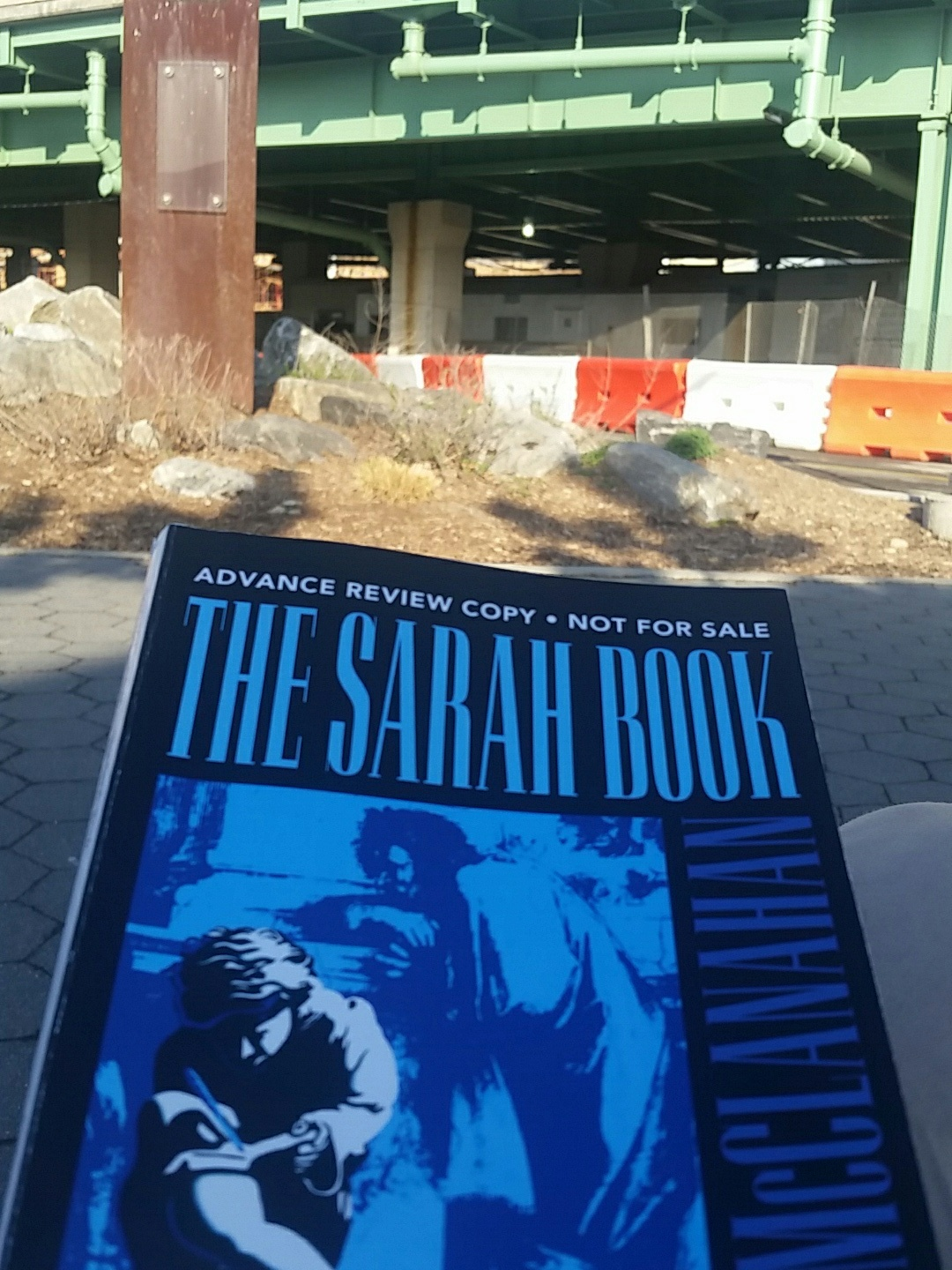 The Sarah Book by Scott McClanahan